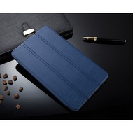 Lenovo Tab 4 8 Plus 8吋 TB-8704X 磁吸上蓋 卡斯特三折側掀皮套/書本式翻頁/硬殼/保護套