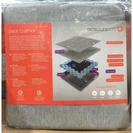 美兒小舖COSTCO好市多代購~OCTASUPPORT 立體透氣彈性靠墊34x41x12cm(1入)