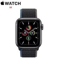 【限時95折】Apple Watch SE GPS+LTE版 40mm 太空灰鋁金屬錶殼配木炭色運動型錶環 (MYEL2TA/A)