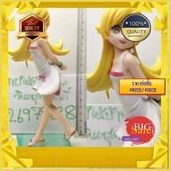 ..สีสันสวยงามสดใส ของเล่นราคาถูก.. (แท้/มือสองขาดปีกและฐานไม่ตรงรุ่น) Sega Monogatari Series: Shinobu Oshino Premium Figure (Version 2) ..ราคาถูกที่สุด ลดเฉพาะวันนี้..
