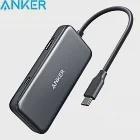 美國Anker三合一USB-C/USB3.0 HUB集線器+HDMI影音連接器 筆電擴充3埠轉接器A83350A1