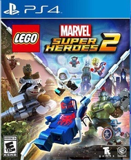 PS4 LEGO Marvel Super Heroes 2 (Zall)