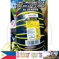 Bestsellers TUBELESS MOTORCYCLE TIRE 110 70 17  120 70 17  130 60 17  150 60 17  160 60 17 BY ZENEOS ZN62