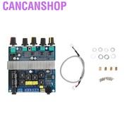 Cancanshop 2.1 Subwoofer Board High Power Digital Amplifier Module Fire