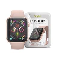 Rearth Apple Watch S4/5/6/SE 44mm 螢幕保護貼(三片裝)