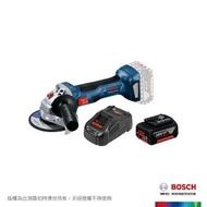 【BOSCH 博世】18V免碳刷4英吋砂輪機(GWS 180-LI)