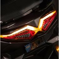 【LFM】FORCE155 導光W2鋼彈後燈組 FORCE 鋼彈LED尾燈 光導 W2 鋼彈二代 LED 尾燈組
