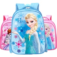 For Children Beg Bag Pack Cartoon Large Primary School Frozen Girl Backpack Hold Pencil Case Smiggle