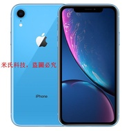 (二手)Apple iPhone XR 蘋果xr二手手機 藍色 128G 全網通4G