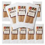 KoreaChoice KoreaFood real 8 Grains jjondeugi 21 Grains chewy jelly Snacks of Memories 70g x 10p