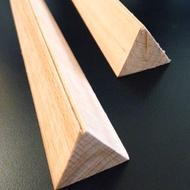 日式 和果子 和菓子 工具三角木棒 基礎木棒