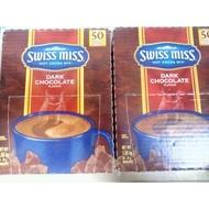 可加購 成人 口罩  Swiss Miss 即溶巧克力可可粉 可可亞 黑巧克力 牛奶巧克力 cocoa costco