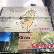 COSTCO好市多購物袋,台灣地圖購物袋