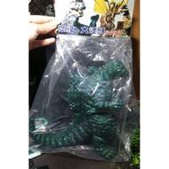 哥吉拉 系列 彩膠日版 夢幻絕版品 Marmit   世紀大怪獸 WHF 2008 會場限定 1995 紅蓮哥吉拉 綠透
