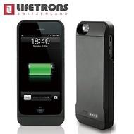 Lifetrons iPhone5 /5S /SE 行動電源 背蓋 保護殼 (2,300 mAh)