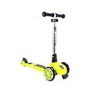 奧地利 Scoot&Ride Cool飛哥滑板車-黃