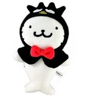 小禮堂 酷企鵝 海豹 絨毛 玩偶 娃娃 玩具 布偶 (S 黑 頑皮海豹)