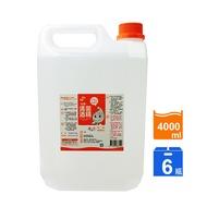生發 清菌酒精75% 6瓶組(4000ml/瓶)