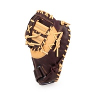 MIZUNO 棒球一壘手手套右投 深咖啡棕