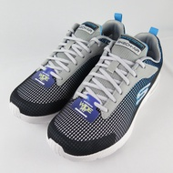Skechers DYNA-AIR-BLYCE 健走鞋 寬楦 52558WGYMT 男款 藍X灰【iSport愛運動】