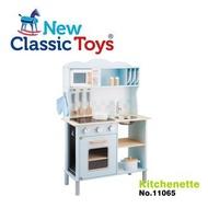免運 荷蘭 New Classic Toys 聲光小主廚木製廚房玩具 11065【小瓶子的雜貨小舖】現貨供應 數量有限