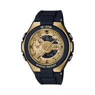 Casio Baby-G G-MS Dual Dial Ladies Watch MSG-400G-1A2