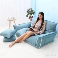 沙發摺疊床單雙人可愛電腦椅臥室小沙發 NMS