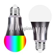 AUGIENB Smart LED Multicolor Bulb, RGBW Color & White 6000K, E27 600Lm 7W, Works with Alexa, Google Home/Nest