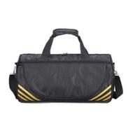 bosano กระเป๋าเดินทางทรงสปอต (สีดำ)