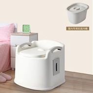 家用老人坐便器可行動馬桶孕婦成人簡易老年人便攜式蹲便凳廁所椅  ATF  極有家 聖誕節禮物