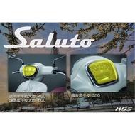 Suzuki Saluto125 大燈/儀表 修復性犀牛皮