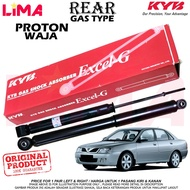 PROTON WAJA REAR SHOCK ABSORBER 1SET ( GAS TYPE ) KAYABA KYB *ORIGINAL*