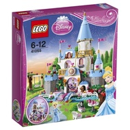 LEGO 樂高 41055 迪士尼公主系列 仙杜瑞拉城堡 全新未拆