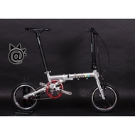 @BIKE FNHON Popular Freedom 14 inch new folding vehicle FGA1402