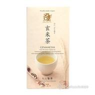 【TRUEFOODS臻盛食】日本丸山製茶-玄米茶 隨手包(四盒入)