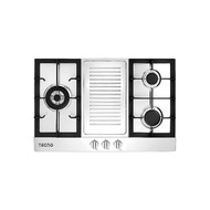 Tecno Built-In Hob with Safety Valve TA863TRSV