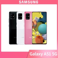 【SAMSUNG 三星】Galaxy A51 6.5吋 5G 智慧手機(6G/128G)