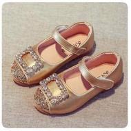 รองเท้าคัชชูเด็กหญิง สีทอง B52 พร้อมส่งจากไทย