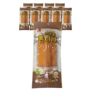 KoreaChoice Confectionery jjondeugi 21 Grains chewy jelly Snacks of Memories 100g x 10p