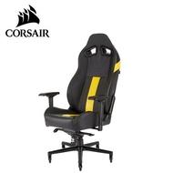 CORSAIR 海盜船 T2 ROAD WARRIOR 電競椅 黑黃