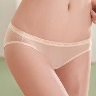 【華歌爾】環保天然纖維天絲內褲M-LL低腰三角褲(粉膚桔)