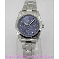 【 幸福媽咪 】OMAX 歐瑪士 日本星辰機芯 三眼裝飾 不鏽鋼 時尚 男錶/女錶/中性錶_30mm