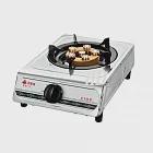 【和家牌】不銹鋼快速單口瓦斯爐(KG-9)-桶裝 非快速爐不銹鋼