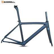 stock Carbon bike frame Ultralight carbon road frame 700C Full Carbon Road Frame bicycle frameset fork seatpost
