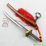 動漫帶鞘武士刀 海賊王 死神  17厘米鞘刀 動漫武器兵器#969