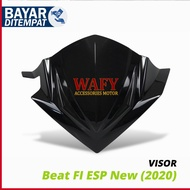 Visor Honda Beat FI ESP New 2020 Deluxe Accessories Variation Windshield Beat Injection