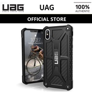 UAG Apple iPhone XS Max / iPhone XR / iPhone X / XS Case Cover Monarch with Rugged Lightweight Slim Shockproof Protective iPhone Casing