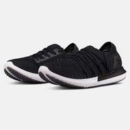 UA SpeedForm Slingshot 2 女鞋 慢跑 襪套 輕量 緩震 黑【運動世界】3000097-001
