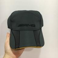 賓士原廠 帽子 賽車帽 AMG Benz 德國原廠帽子 黑色 棒球帽 GT