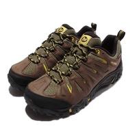 Merrell 戶外鞋 Mojave Waterproof 男鞋 低筒 越野 登山鞋 皮革 防潑水 男 棕 黑 ML35967 ML35967